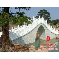 青石,汉白玉石桥,园林景观桥,拱桥