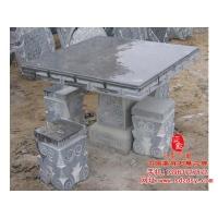 石桌椅、石凳子,石灯,石长廊、抱鼓门枕、门墩