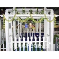 PVC别墅护栏,PVC葡萄架