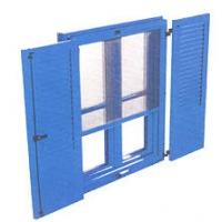 安信门窗-60平开百叶窗