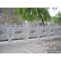青石石栏杆 青灰色青石石栏杆 花岗岩青石石栏杆