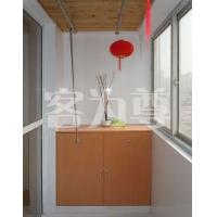 南京装饰-南京室内装修-客为尊装修-阳台效果图8