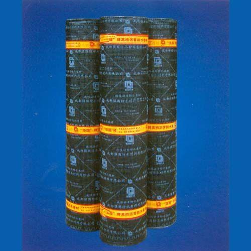 胶粉改性沥青玻纤毡与玻纤网格布增(GK)