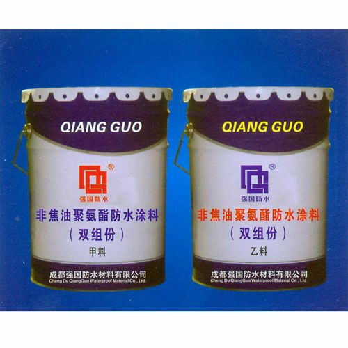非焦油聚氨酯防水涂料(双组份)