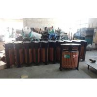 塑木垃圾桶 钢木垃圾桶 户外垃圾桶 广州