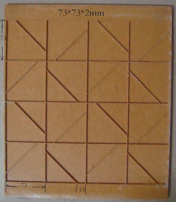 石材马赛克铺贴板产品图片