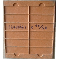 陶瓷马赛克模具44.4*144.2