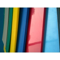 彩色HDPE原料板