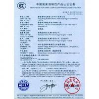 中国国家强制性产品认证证书16