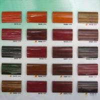 油性漆专用色卡 | 陕西西安紫荆花漆-01