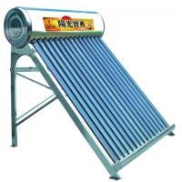 阳光宝典太阳能热水器(不锈钢)1