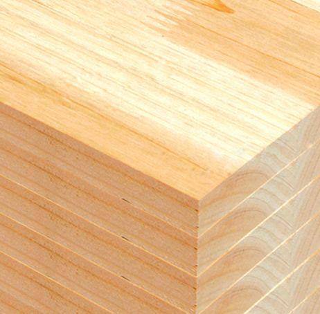 南京香杉木集成材-艺林海复合集成材