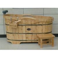 木桶/木桶川木双边木扶手高低木桶.....