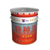 陕西西安七博士油漆 防锈漆