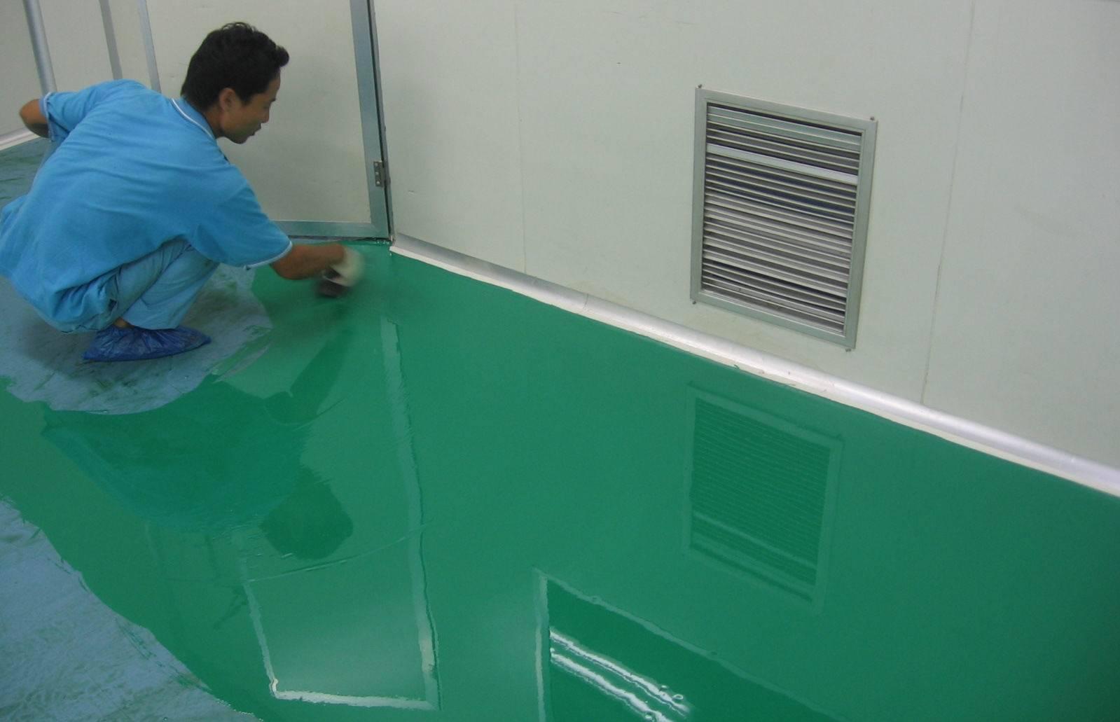 环氧树脂地坪 - 升辉