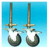 南京脚手架-脚手架租赁-汉高建材-调节杆轮子-脚手架轮子