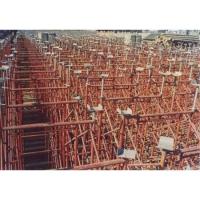 脚手架-南京脚手架-脚手架租赁-汉高建材-门型脚手架用做模板