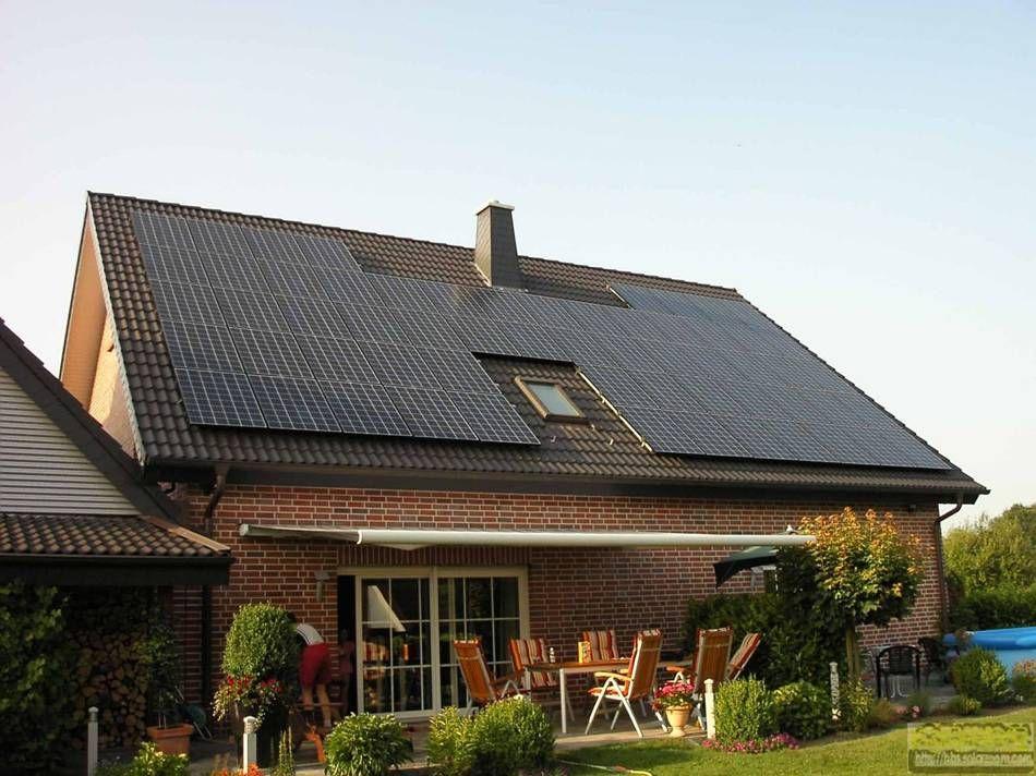 成都家用太阳能发电体系,成都暂明专业家用光伏