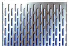 孔孔-、阳台、环保桌椅的精美装饰孔板,可用于机械设备的防护罩,华丽的图片