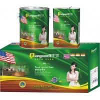 中国十大环保油漆品牌