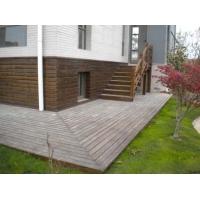 炭化木地板防腐木地板