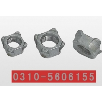 四方焊接螺母,焊接螺母,四方焊接母