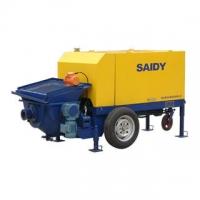 细石混凝土泵(细石砂浆泵)、砂浆泵、水泥发泡机
