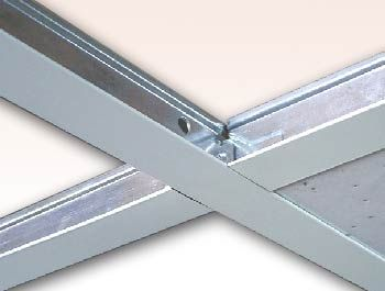 7)安装矿棉板:矿棉板采用600*1200矿棉板