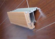 福建bet365网投型材-铝木型材断面图