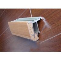 福建塑钢门窗型材-铝木型材断面图
