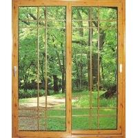 廈門門窗-彩色推拉窗