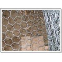 厂家直销各种镀锌六角网,浸塑拧花网,石笼网箱