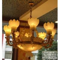 凯奢灯饰,酒店别墅云石吊灯,云石台灯,云石落地灯,云石壁灯