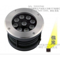 打墙面用LED偏光地埋灯可选3W-36W