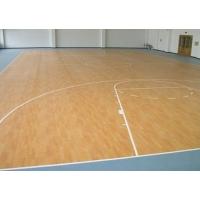 专业篮球场地板地胶