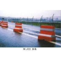 东莞道路隔离栏,水马,防撞墩|亿科生产道路隔离墩,水马