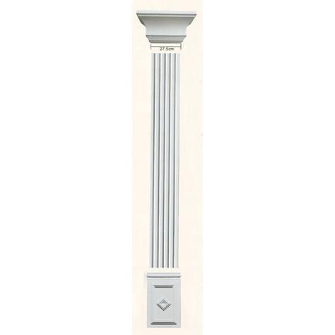 欧式线条-pu扁柱