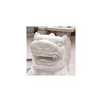 北京工艺品石雕北京恒利谊兴汉白玉大理石雕刻厂