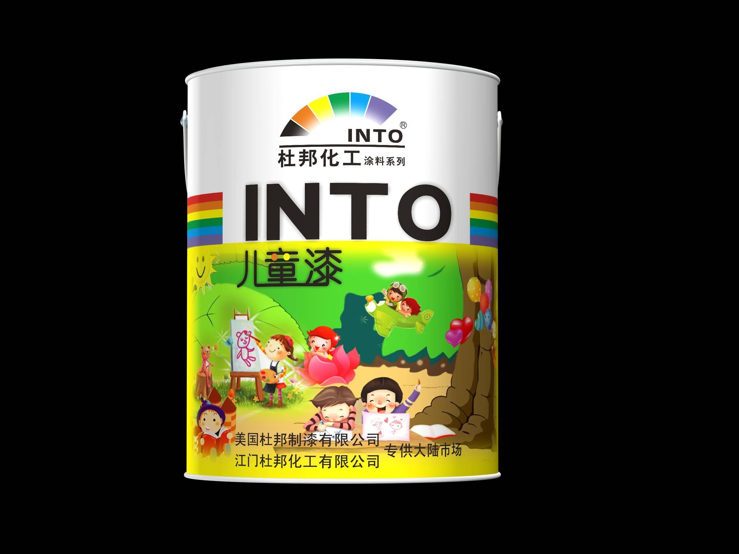 油漆涂料环保健康漆-儿童漆