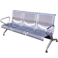 钢制类等候椅