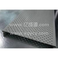 吊顶天花-幕墙-香港亿成源建材-长条铝板
