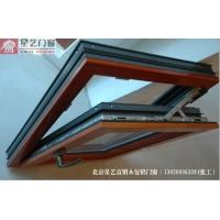 直销木包铝门窗,正规大厂制作,高档铝木门窗