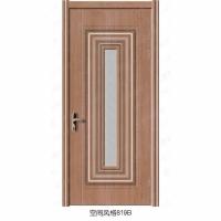 精品强化木科技工艺门-空间风格819B