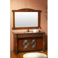 实木浴室柜(欧式)