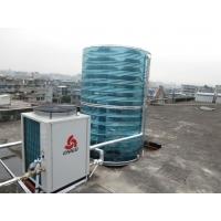 福建学校、工厂空气能热水工程机5-10吨4