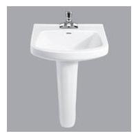 亚伯兰卫浴-立柱盆