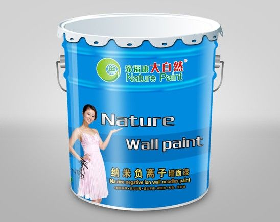 大自然纳米乳胶漆林心如代言央视广告全国招商加盟