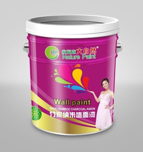 中国名牌油漆涂料大自然环保健康苹果漆诚招代理加盟