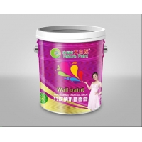油漆涂料品牌免费代理加盟大自然健康苹果油漆招商