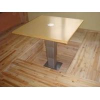 钛晶面耐磨耐刮实木地板橡木地板